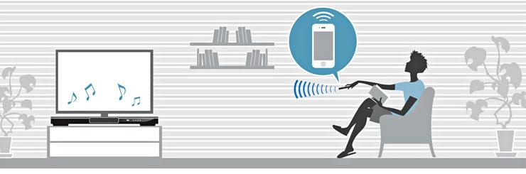 Bluetooth Wireless Music Streaming