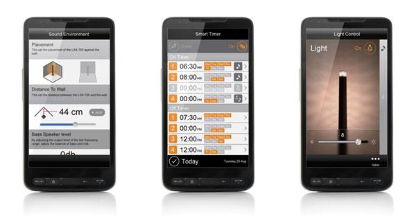 DTA Controller App