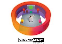 HD Audio with CINEMA DSP