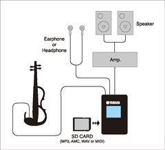 Integrated-Digital-Audio-Player