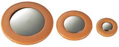 Metal resonator pad