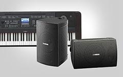 Monitor-speakers