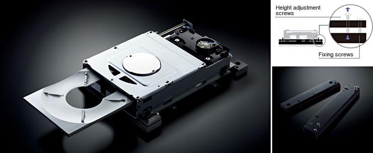 Optimised High-precision Rigid CD Mechanism