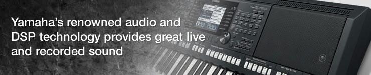 PSR-S750-Yamaha-renowed-audio