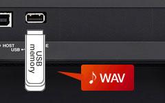PSR-S750-audio-playback