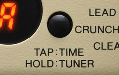 TAP TIME HOLD TUNER