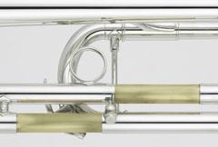 The 3rd valve slide stopper