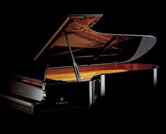 Yamaha Piano Black or White Finish